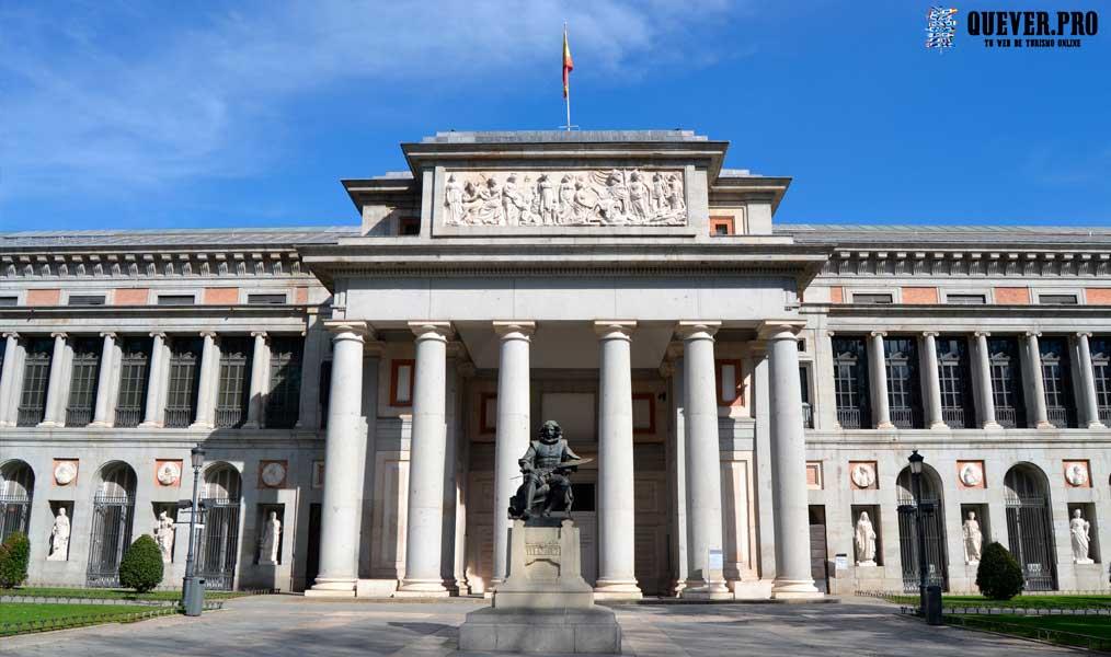 Museo del Prado Comunidad de Madrid