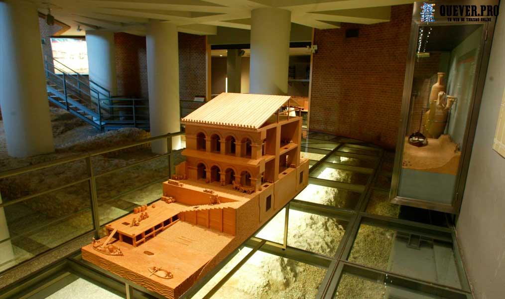 Museo del Puerto Fluvial de Caesaraugusta Zaragoza