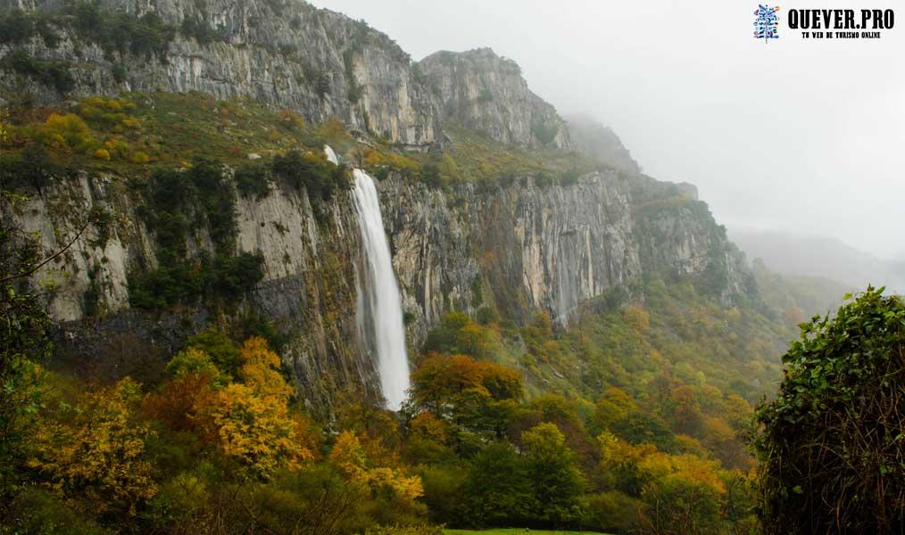 Nacimiento del Río Asón Cantabria