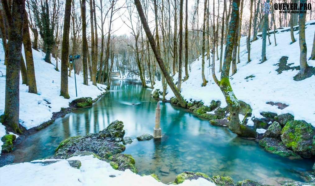 Nacimiento del Río Ebro Cantabria