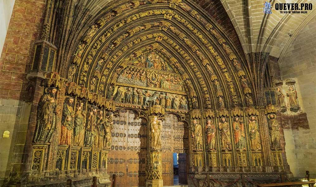Pórtico de Santa Maria de los Reyes Laguardia