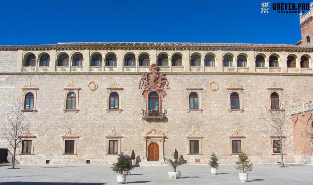Palacio Arzobispal Alcalá de Henares