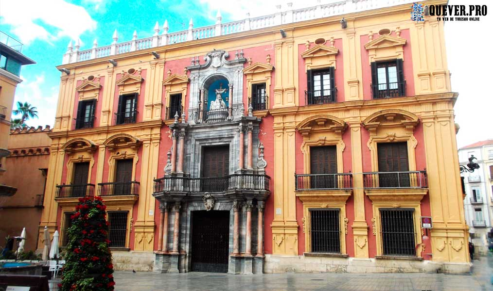 Palacio Arzobispal Málaga
