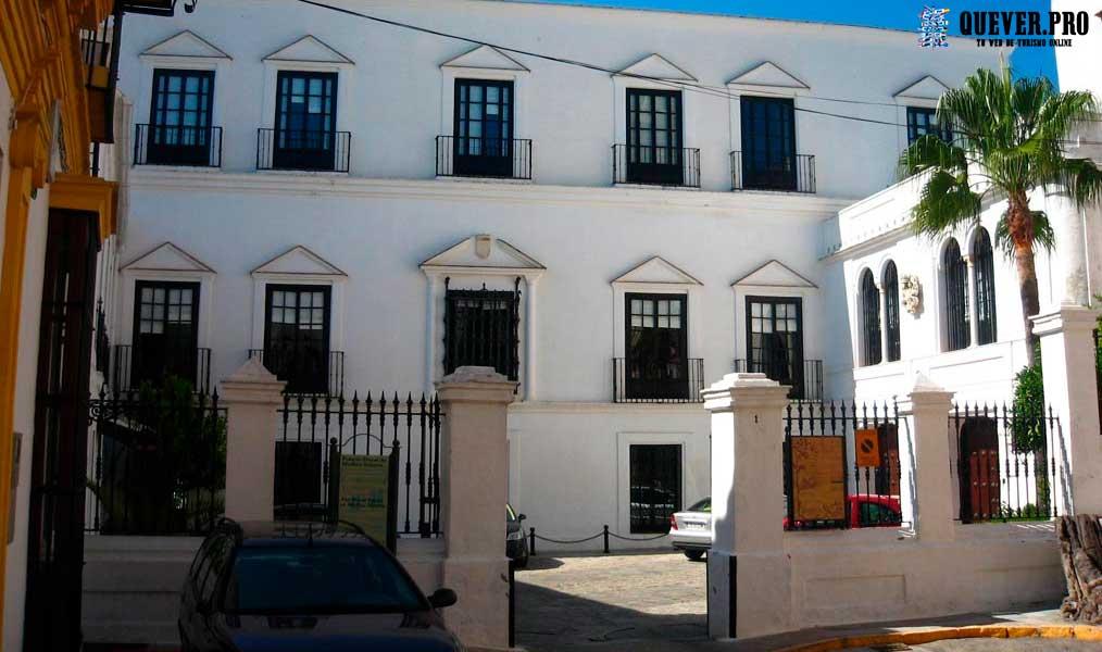 Palacio Ducal de Medina Sidonia Sanlúcar de Barrameda