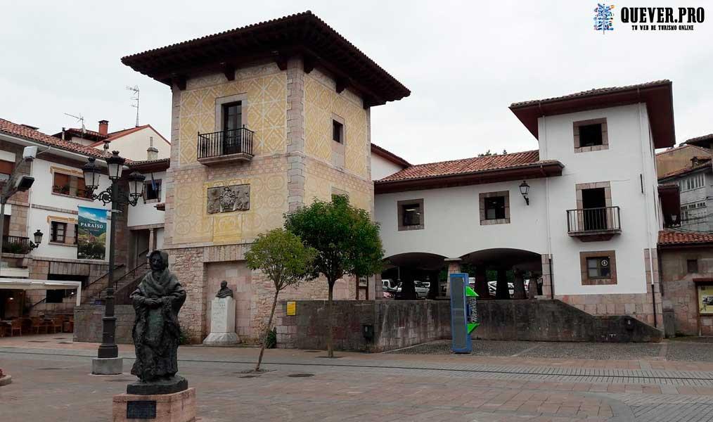 Palacio Pintu Cangas de Onís