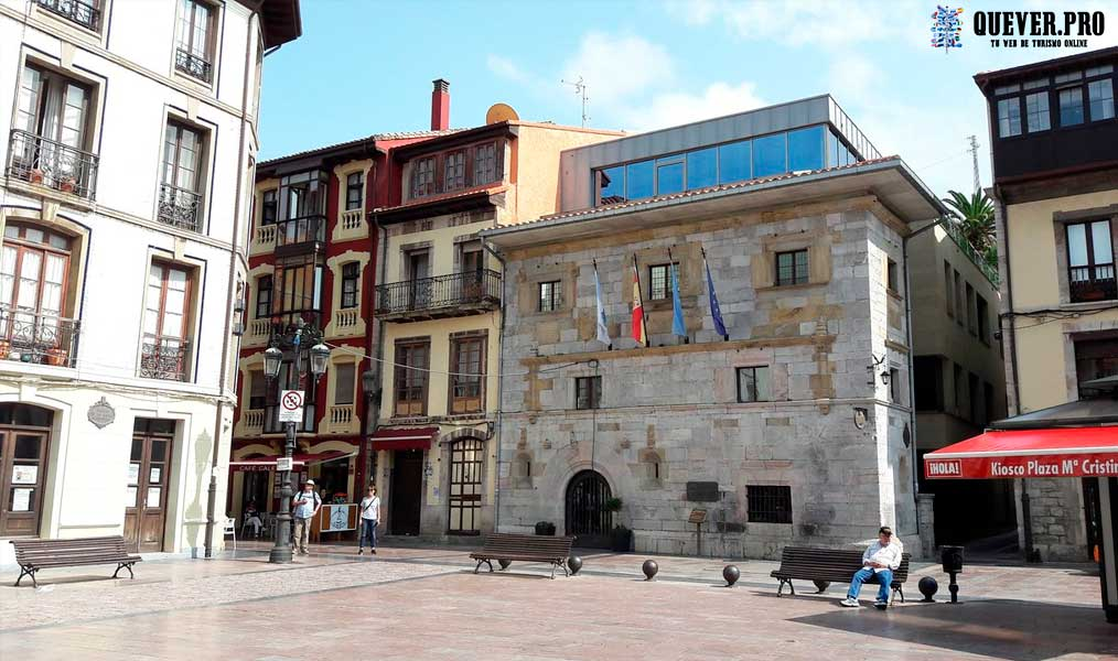 Palacio Prieto Cutre Ribadesella