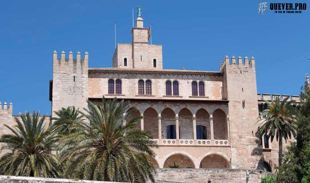 Palacio Real de la Almudaina Palmas de mallorca