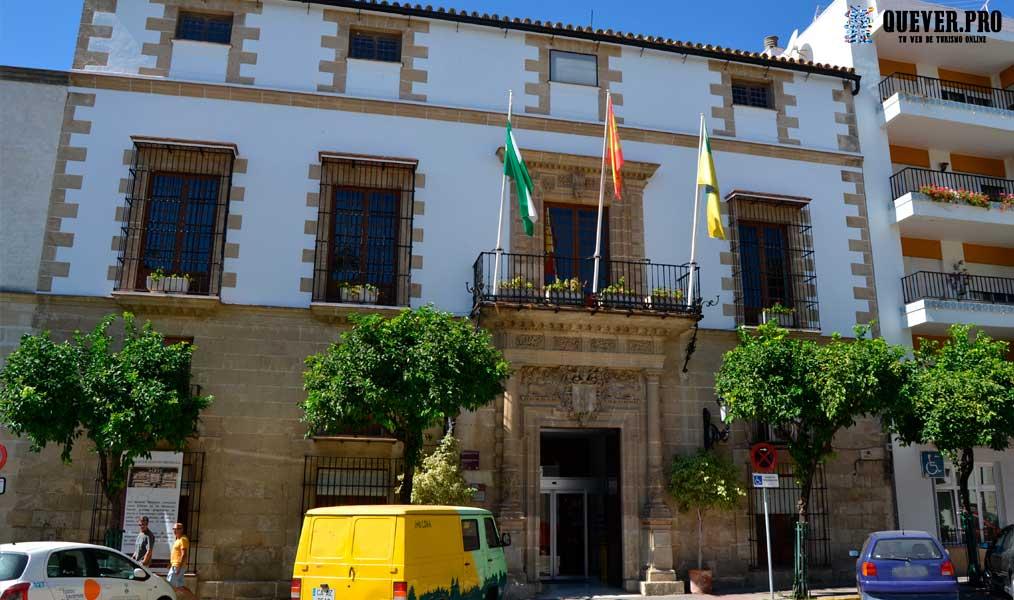 Palacio Reinoso Mendoza El Puerto de Santa María