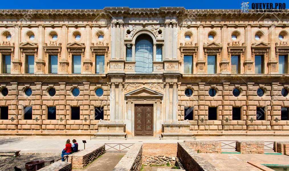 Palacio de Carlos V Andalucía