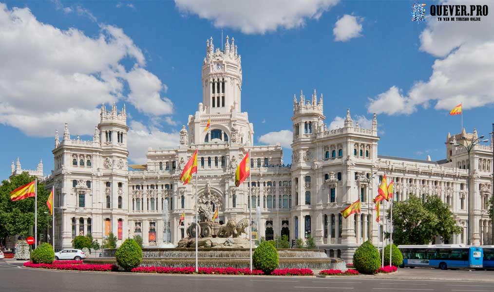 Palacio de Cibeles Madrid