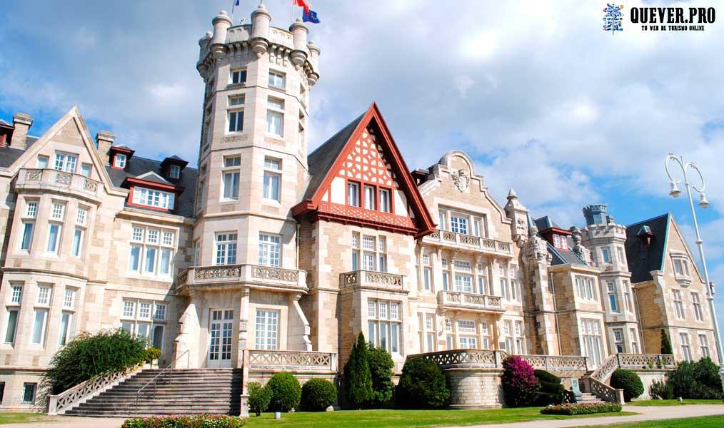 Palacio de Magdalena Santander