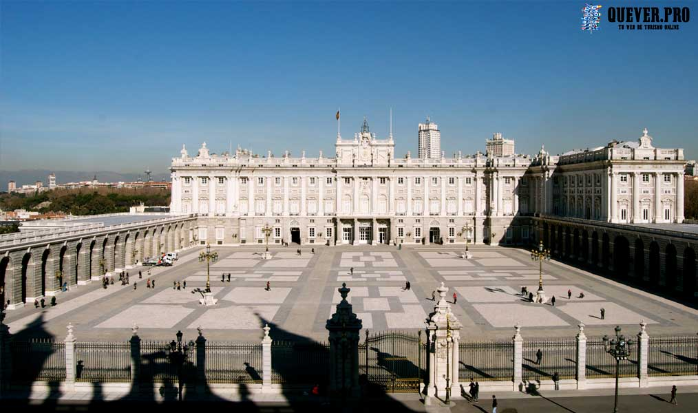 Palacio de Oriente Madrid