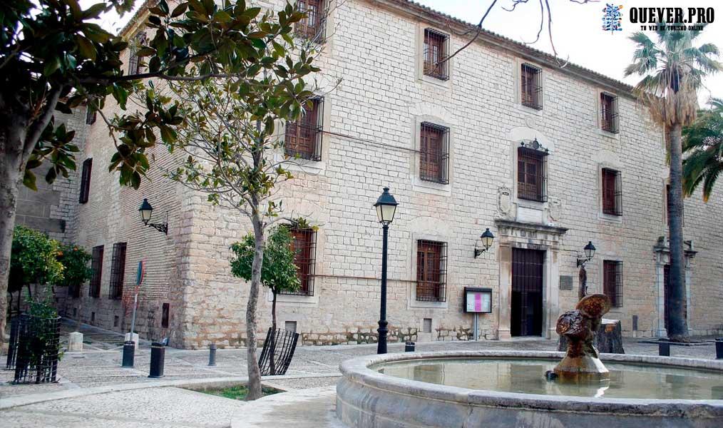Palacio de Villardompardo Jaén