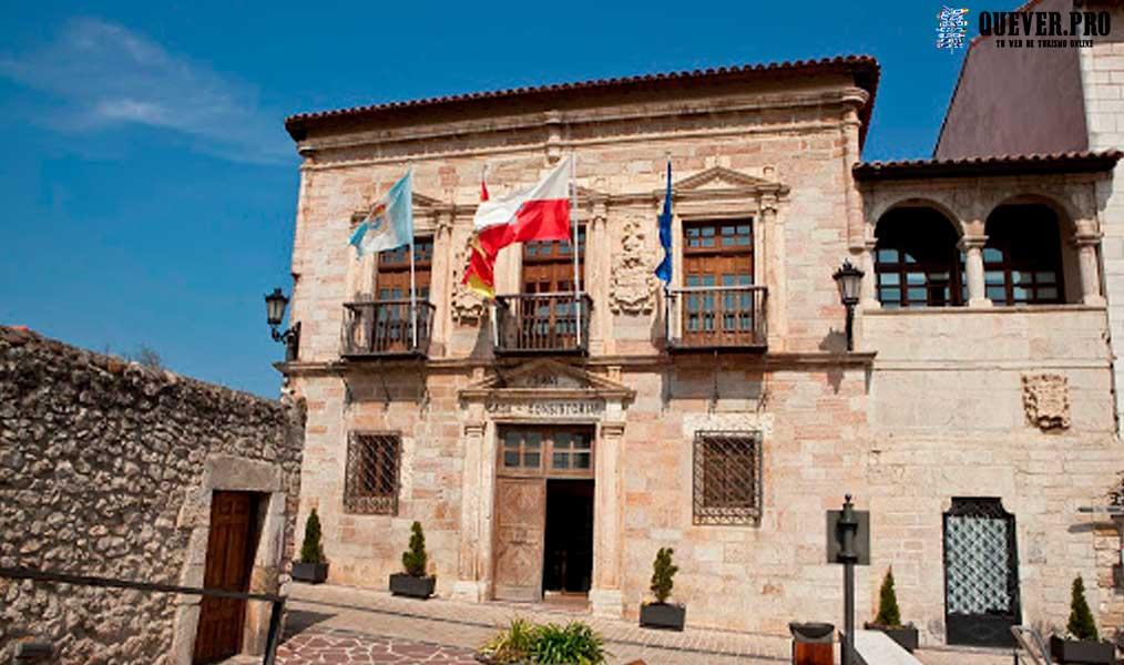 Palacio de la Familia Corro San Vicente de la Barquera