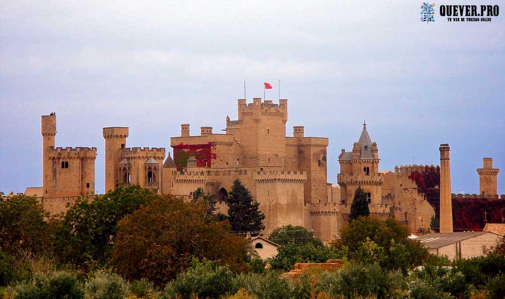 Palacio de los Mencos Olite
