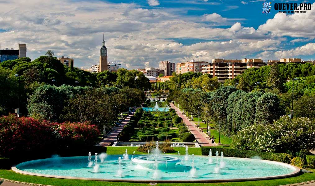 Parque José Antonio Labordeta Zaragoza