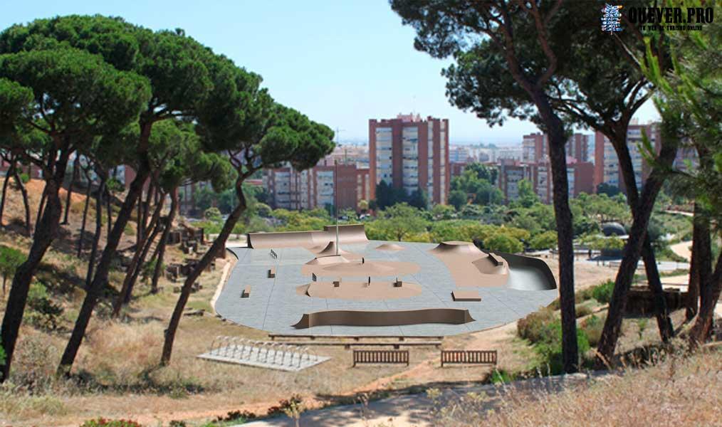 Parque Moret Huelva