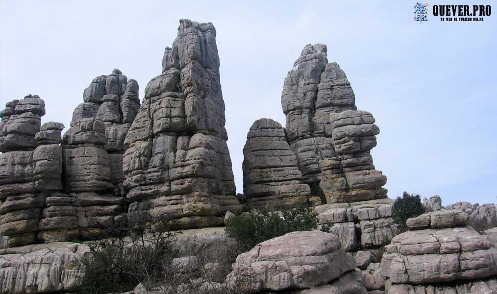 Parque Natural Torcal de Antequera Andalucía