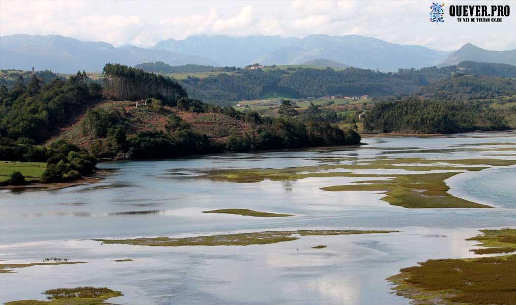 Parque Natural de Oyambre San Vicente de la Barquera