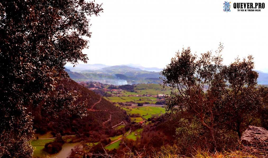 Parque Natural de Peña Cabarga Santander