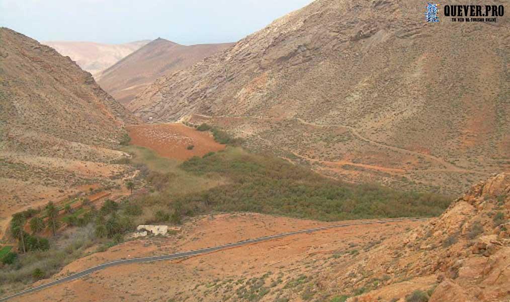 Parque Rural de Betancuria Fuerteventura