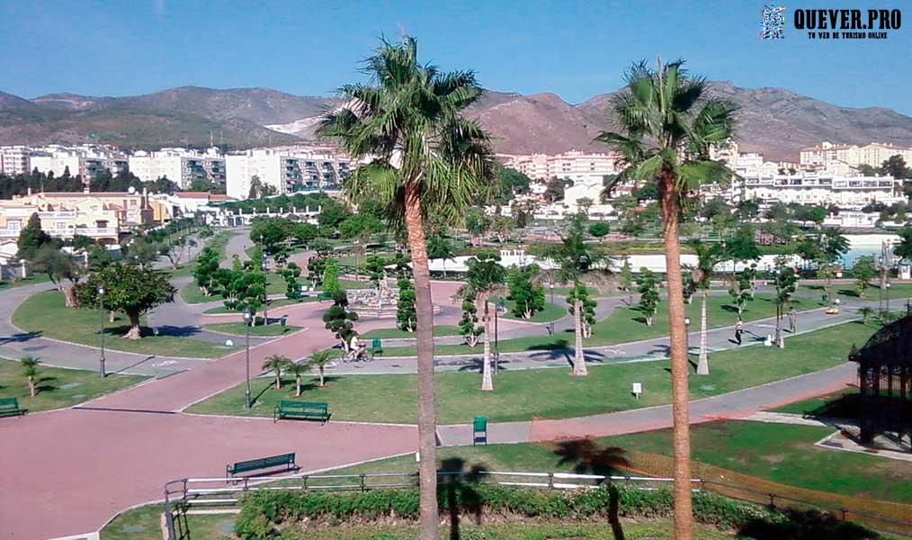 Parque de La Batería Torremolinos