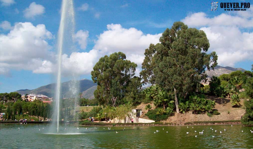 Parque de la Paloma Benalmádena