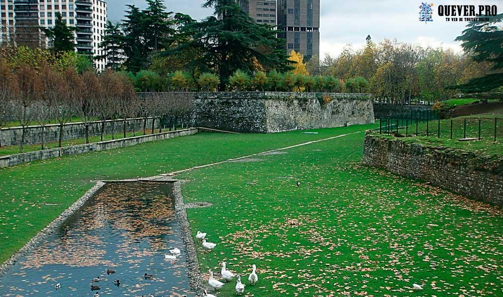 Parque de la Taconera Pamplona