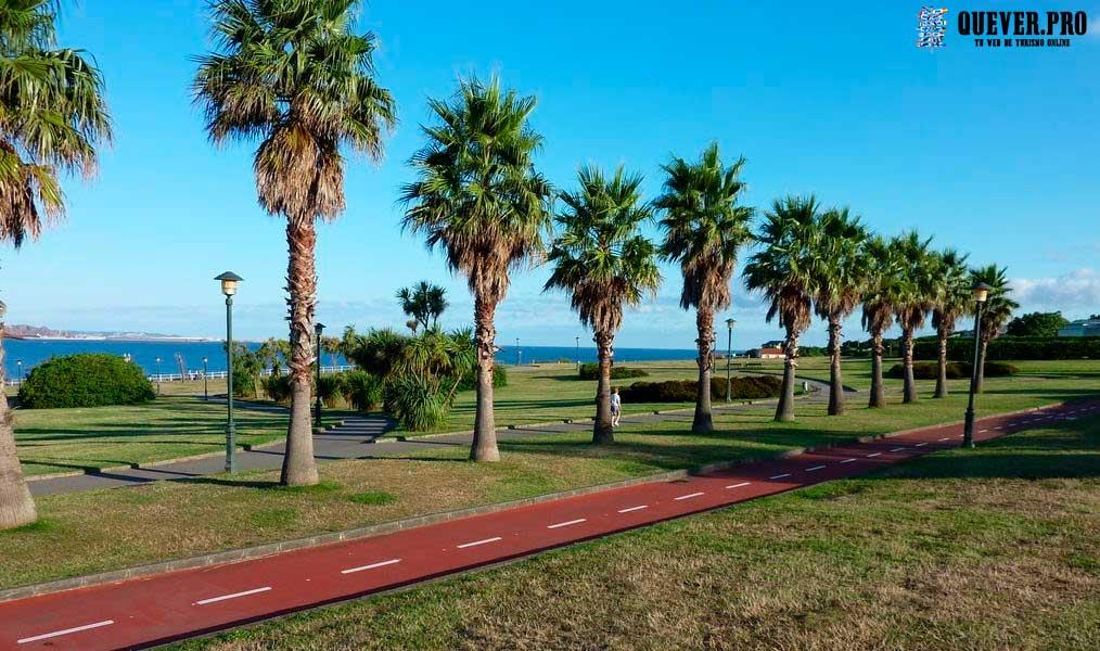 Parque del Rinconín Gijón