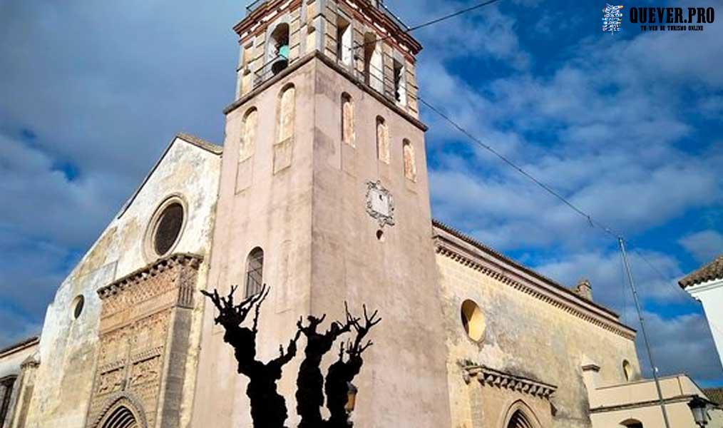 Parroquia de Nuestra Señora de la O Sanlúcar de Barrameda
