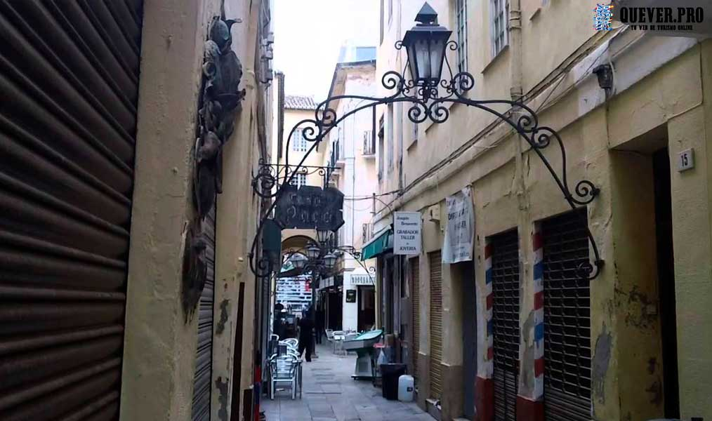 Pasaje de Chinitas Málaga