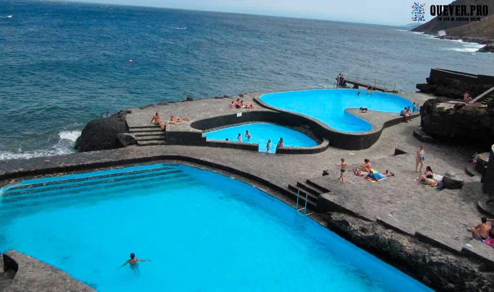 Piscinas Naturales La Caleta Canarias