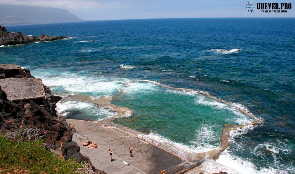 Piscinas Naturales La Maceta Canarias
