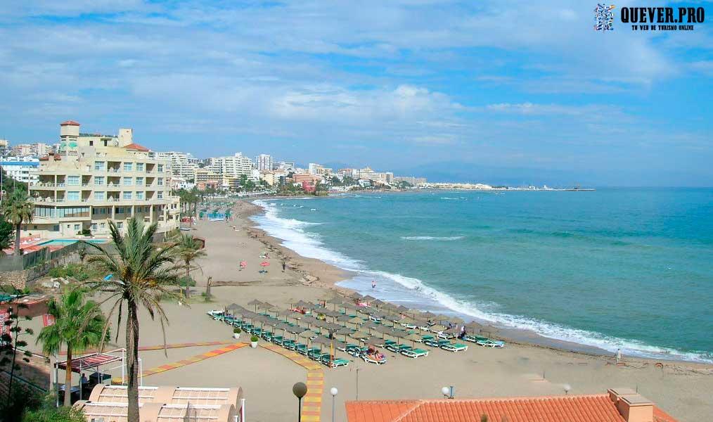 Playa Arroyo de la Miel Benalmádena