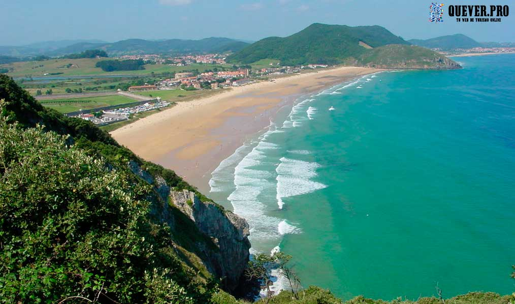 Playa Berria Cantabria