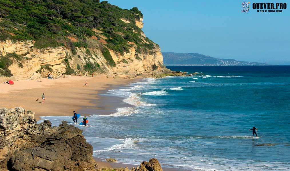 Playa Caños de Meca Barbate