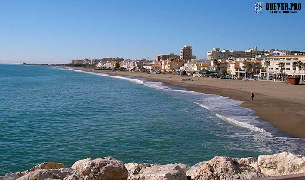 Playa El Saltillo Torremolinos