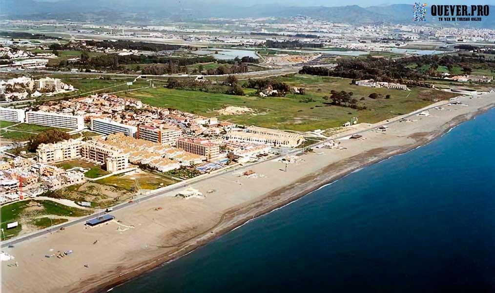 Playa Los Álamos Torremolinos