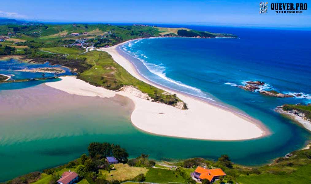 Playa Oyambre Cantabria