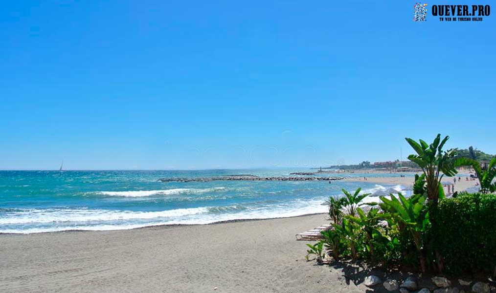 Playa Puerto Banús Andalucía