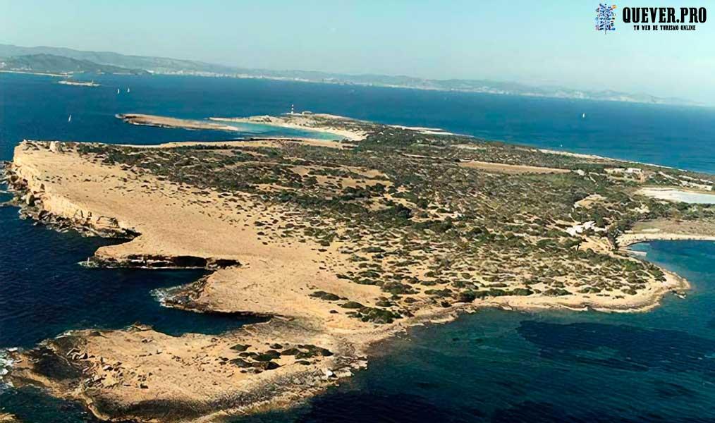 Playa Racó de s'Alga Formentera