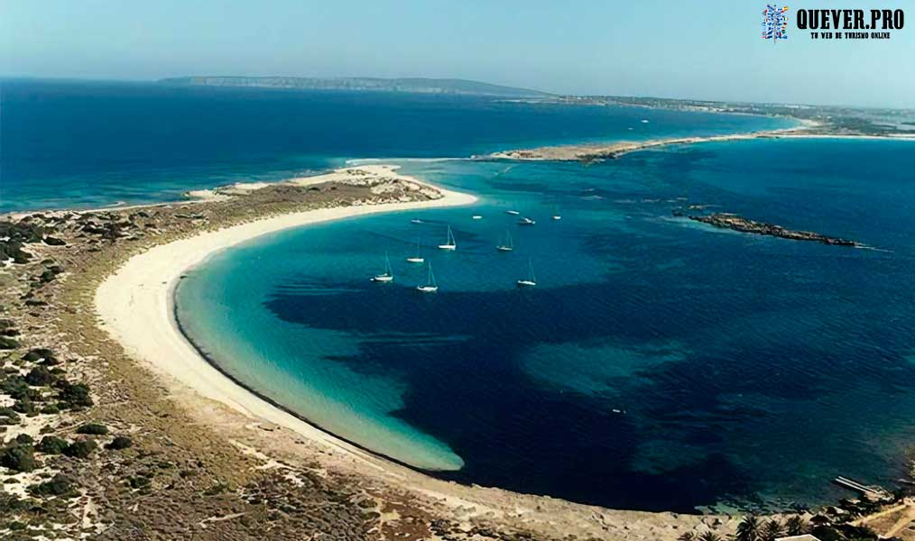 Playa S' Alga Islas Baleares
