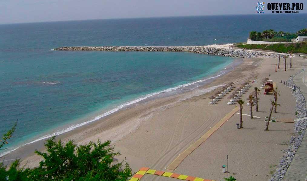 Playa Torrevigía Benalmádena