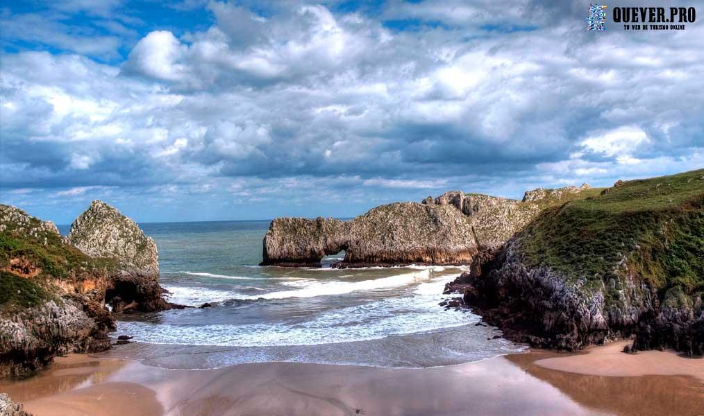 Playa de Berellín o Barnejo Cantabria