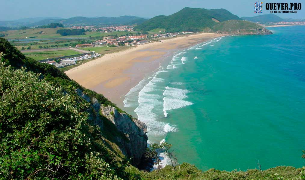 Playa de Berria Santoña