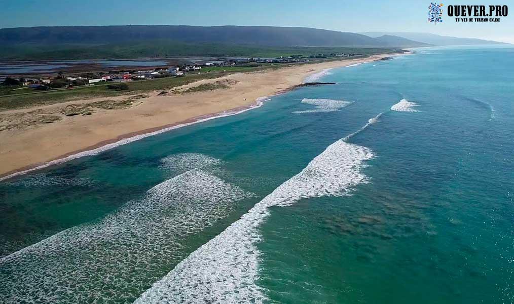 Playa de Cañillos Barbate