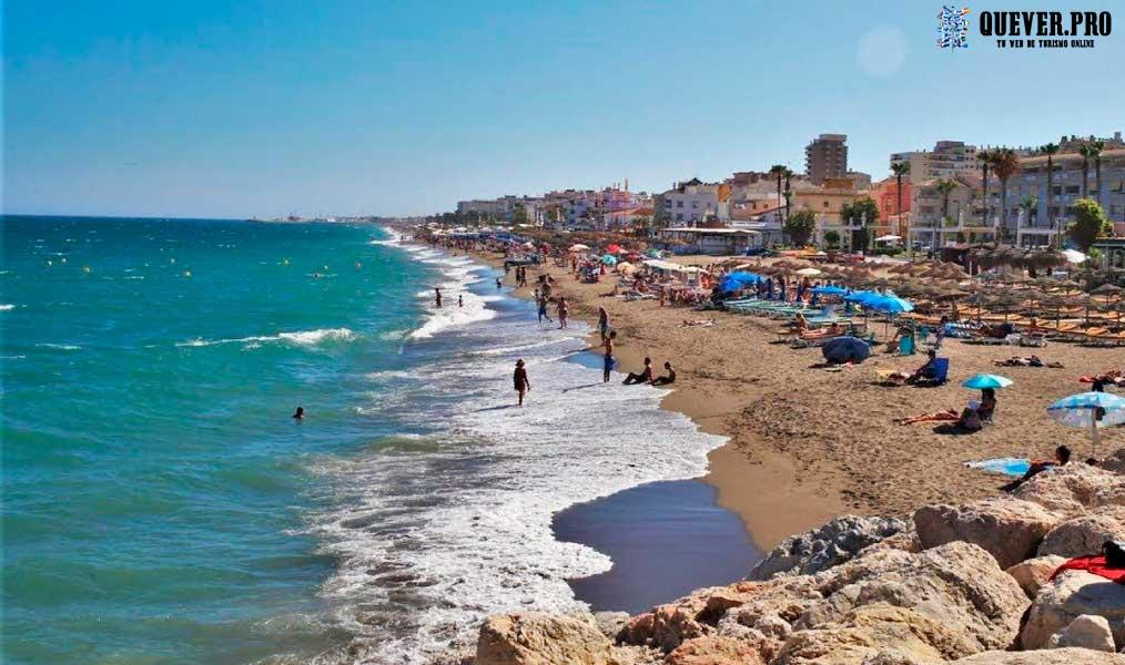 Playa de Carihuela Torremolinos