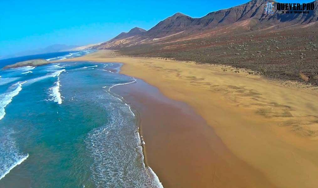 Playa de Cofete canarias
