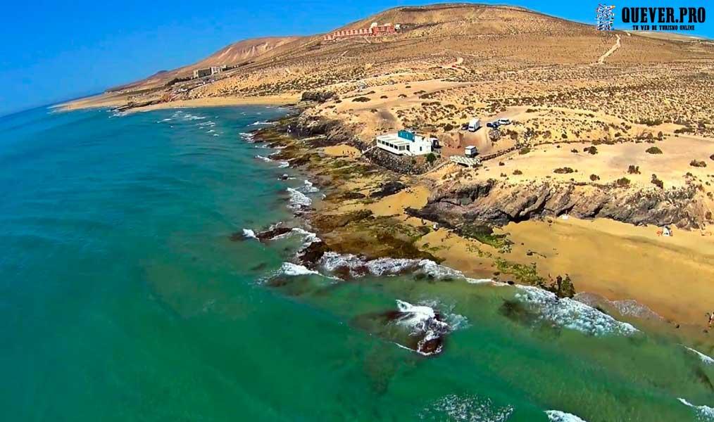 Playa de Costa Calma Fuerteventura