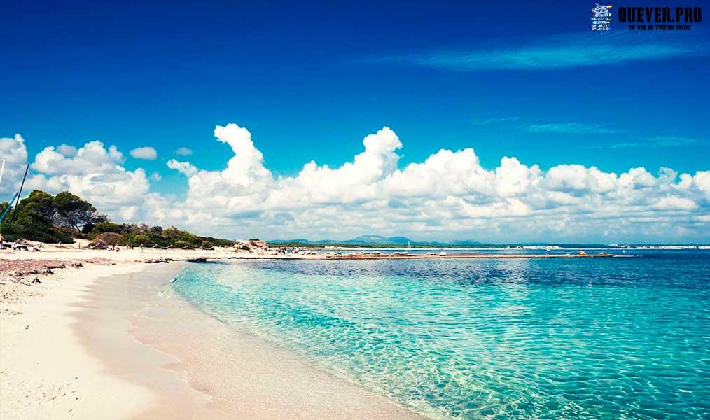Playa de Es Trenc Islas Baleares